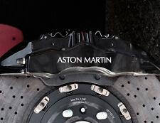 Aston Martin DB9 V8 Vantage & Volante Brake Caliper Stickers Decals ALL OPTS