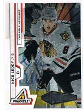 2010-11 NICK LEDDY PINNACLE MUSEUM COLLECTION RC #209 BLACKHAWKS