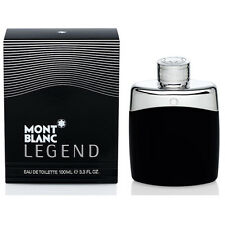 Mont Blanc Legend 100ml EDT Spray Retail Boxed Sealed