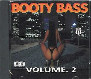 FUEL BASS CD - Booty Bass Volume 2 - show off your subwoofers impress your mates