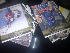 2013 14 UPPER DECK CANVAS - COMPLETE YOUR SET - .99 CENTS EACH! SERIES 1 AND 2