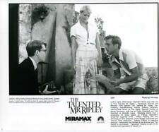 "M.Damon, G.Paltrow, J.Law ""The Talented Mr. Ripley"" Vintage Movie Still"