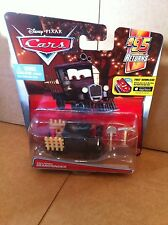 DISNEY CARS DIECAST - Galloping Geargrinder - New 2016 Card -Combined Postage