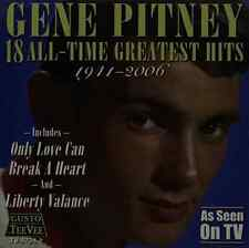 PITNEY,GENE-18 ALL TIME GREATEST HITS  CD NEW