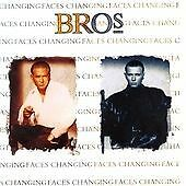 BROS - CHANGING FACES - 10 TRACK CD ALBUM - ARE YOU MINE / TRY +