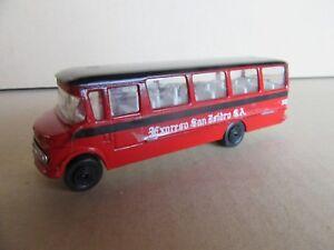 388G Rara Galgo Argentina Autobus Mercedes 1112 Expreso San Isidro la Sua 1:55