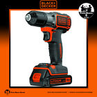 BLACK+DECKER. Trapano Avvitatore 18V Litio - Hammer drill | ASD184K-QW
