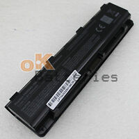 Laptop Battery For Toshiba Satellite Pro M840 P845 P875 S850 PABAS260 6Cell