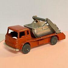 Husky Bedford TK 7 ton Skip lorry Very Good With Minimal Wear Skip Intact