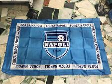 1 bandiera NAPOLI 140x100cm FLAG  MARADONA PARTENOPEI AZZURRI 1926
