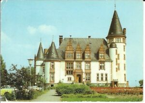 "Ansichtskarte/Postkarte Klink/Waren - Erholungsheim ""Schloß Klink"" Erholungsort"