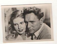 Armin Dahlen & Ruth Niehaus 1951 Greiling Film Star Series E Cigarette Card #56