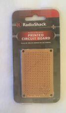 "BRAND NEW RADIO SHACK PCB BOARD 371 HOLES 276-149 Dimensions 1-27/32x2-27/32"""