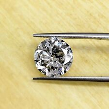 Loose Diamond - 3.02 Carats AGS F SI2 Round Brilliant Diamond AGSLab Certified