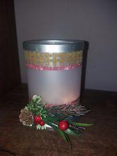 kleine Tischlaterne Teelicht Kerze Kerzenhalter Weihnachten Winter Geschenk Idee