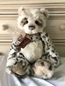 """CHARLIE BEAR """"Giselle"""" By Isabelle Lee 14"""" From the 2015 Plush Collection"""