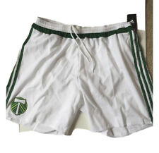 Adidas MLS Portland Timbers Adizero Player Authentic Soccer Shorts L
