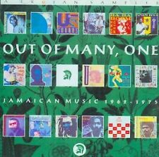 Out of Many, one - Jamaican music 1962-1975 - CD -