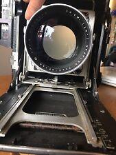 GRAFLEX CROWN GRAPHIC w/3 Lenses! & HUGO MEYER RANGEFINDER!!