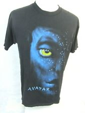 ALSTYLE T Shirt AVATAR t shirt movie promo 2009 see it in real 3D sz L Navi