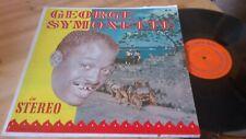 George Symonette in stereo King of goombay Bahama label lp vg