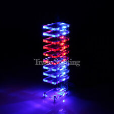 SainSmart DIY Dream Crystal LED Music Spectrum Vu meter tower