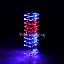 SainSmart DIY Dream Crystal LED Music Voice Spectrum Vu meter tower