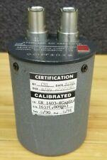 General Radio 1500V 1403-R Standard Air Capacitor 0.01 pF ±0.3% #K-356