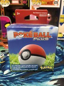 Nintendo Pokemon Poke Ball Plus. New Never Opened