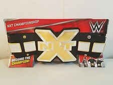 WWE Mattel NXT Championship Belt Kids Replica Title Wrestling 2017 NEW!!