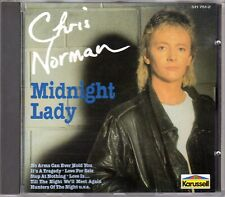 CHRIS NORMAN - Midnight Lady  CD