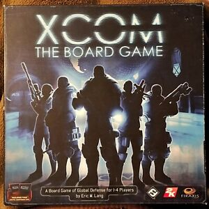 X-Com The Board Game - Eric Lang - Fantasy Flight Games