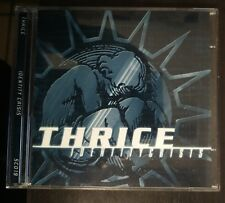 Thrice ‎– Identity Crisis CD US 2001 Sub City Records ‎– SC019 NM