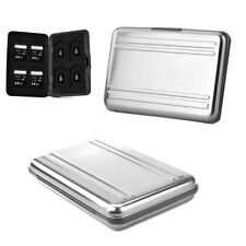 Waterproof Micro SD SDXC SDHC TF Storage Holder Memory Cards Case Protector Box
