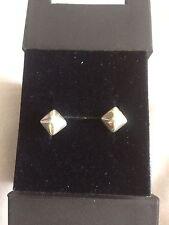 Sterling Silver stud Earrings 1,72Gms