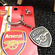 Arsenal Soccer Football Club Logo Souvenir Copper steel Keychain KeyRing