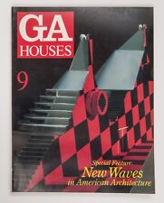 GA Global Architecture HOUSES 9 New Wave in America 2 1981 BOHLIN POWELL LARKIN