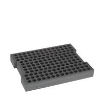 Bosch Sortimo Schaumstoffeinsatz Brennerdüsen für L-Boxx 102