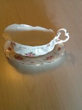 Royal Albert Tranquility Gravy Boat With Underplate