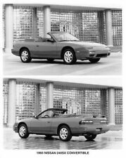 1993 Nissan 240SX Convertible Press Photo 0033