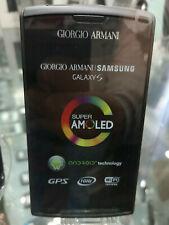 Samsung Galaxy S Giorgio Armani GT-I9010 - 16GB - Modern Black (Unlocked)