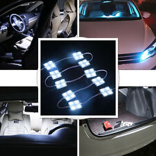 12V 40 LEDs White Car Van Interior Light Kit Ceiling Light For Trailers Caravans
