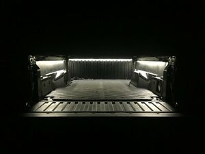 2016, 2017, 2018, 2019, 2020 Toyota Tacoma (fits all models) . LED bed light kit
