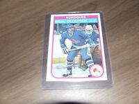 1982-83 O-Pee-Chee Real Cloutier #279