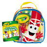 Crayola Art Buddy Backpack 38 Pieces Ages 4 and Up 045350