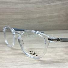 Oakley Pitchman R Carbon Eyeglasses Polished Clear OX8149-0350 Authentic 50mm