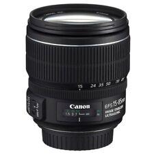 Obiettivo Canon EF-S 15-85mm IS USM