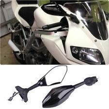 LED Turn Signals Sport Motorcycle Side Mirrors For Suzuki SV1000S SV650 Hayabusa