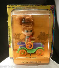 Little Kiddles Doll TERESA TOURING CAR Kiddles N Kars Never Opened 1968 RARE
