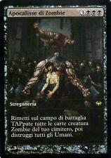 MTG MAGIC PROMO Zombie Apocalypse - Apocalisse di Zombie ITA FOIL
